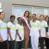 A-group-photo-Mrs-World-at-Melville-Day-Spa